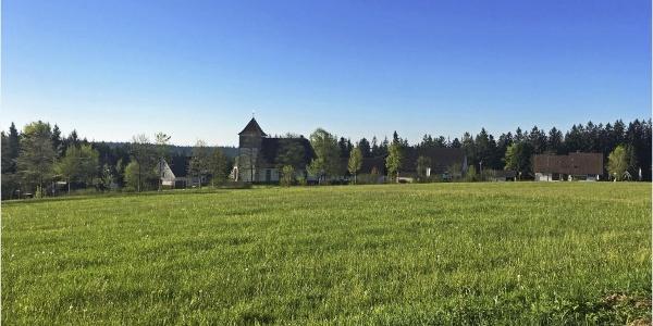 Kirche Urnagold