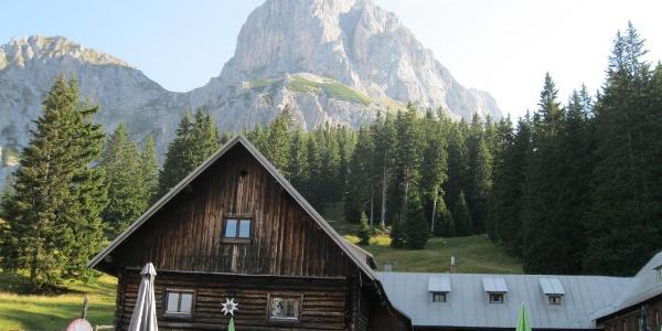 Oberst-Klinke-Hütte und Admonter Kaibling (31.08.2013)