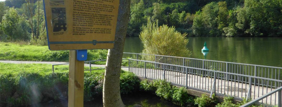 Rund um den Pleutersbach, Eberbach-Pleutersbach