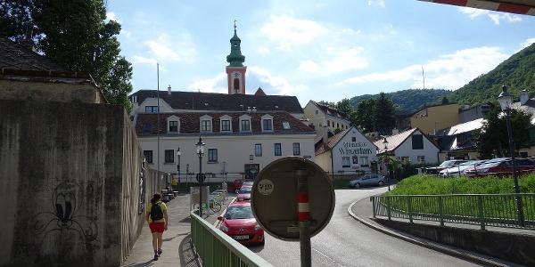In Kahlenbergerdorf