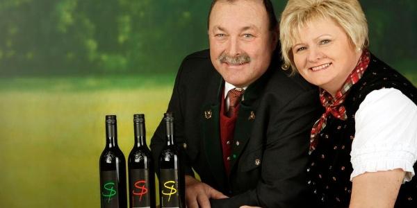 Karoline und Erich Spari