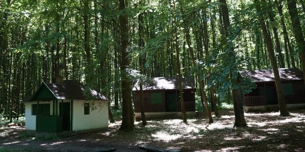 A kis faházak egykor táborhelyként szolgáltak
