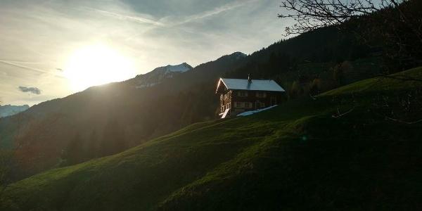 Haus_Sonnenuntergang