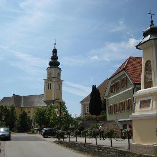 Dorfplatz Wenigzell