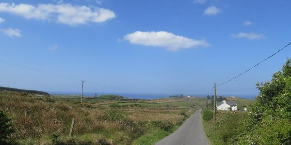 Het platteland van County Clare