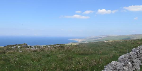 Nice views over Aran Islands