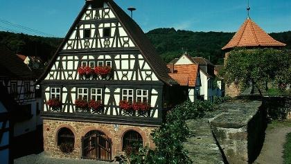 Rathaus Dörrenbach 2