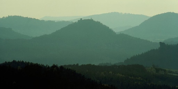 Lindelbrunn Aussicht