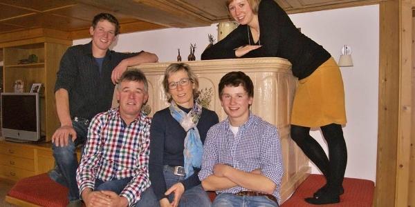 Familie Ganahl