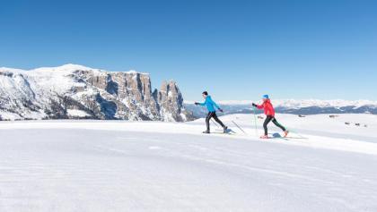 Sciare di fondo su 80 chilometri di piste