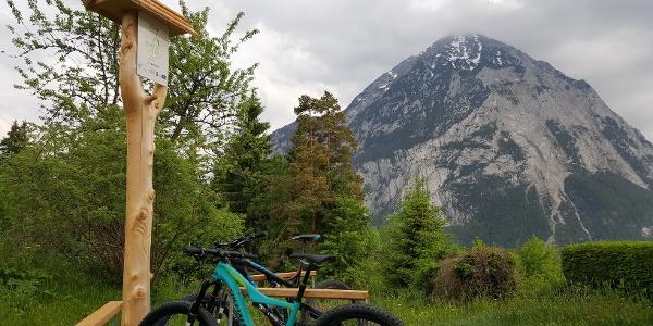 Bike & Hike Station Dachsteinblick