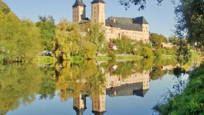 Schloss Rochlitz an der Zwickauer Mulde