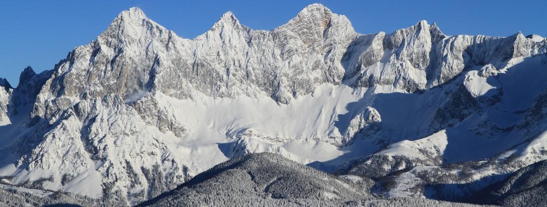 Winter in Ramsau am Dachstein