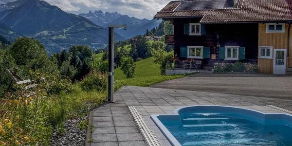 Haus Silberberg mit eigenem Schwimmbad