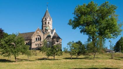 """Die Erlöserkirche Mirbach (""""Eifeldom"""")"""