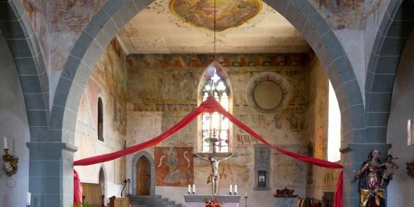 Chor von St. Georg
