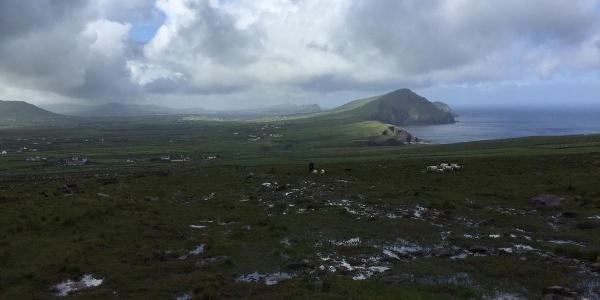 Views Between Ballydavid and Cloghane