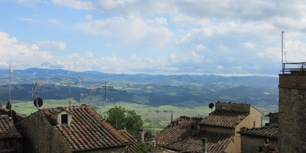 Views from Volterra