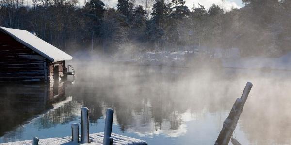 Smoke sauna in Korppoo Parainen