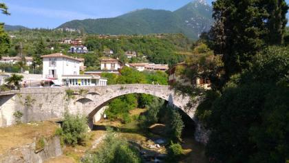 Historische Brücke