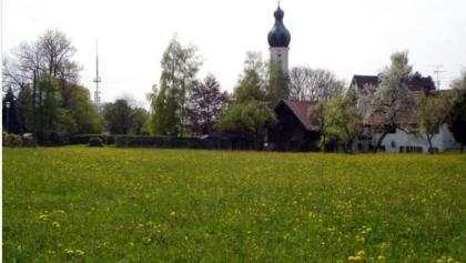 Blick auf Geltendorf
