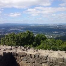 Blick vom Drachenfels