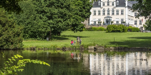 Im Schlosspark Sayn