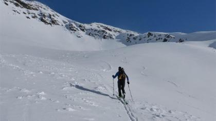 Skitour zum Tellakopf