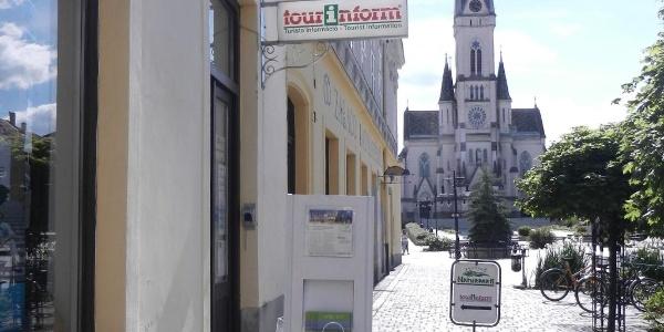 Tourinform Kőszeg