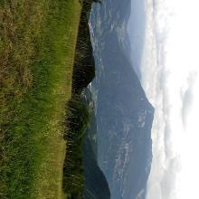 Blick vom Monte Bondone