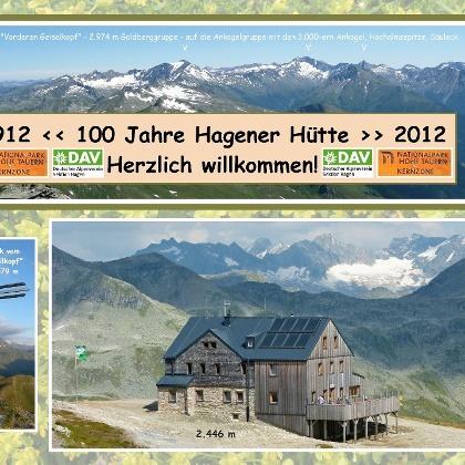 Herzlich willkommen auf der Hagener Hütte