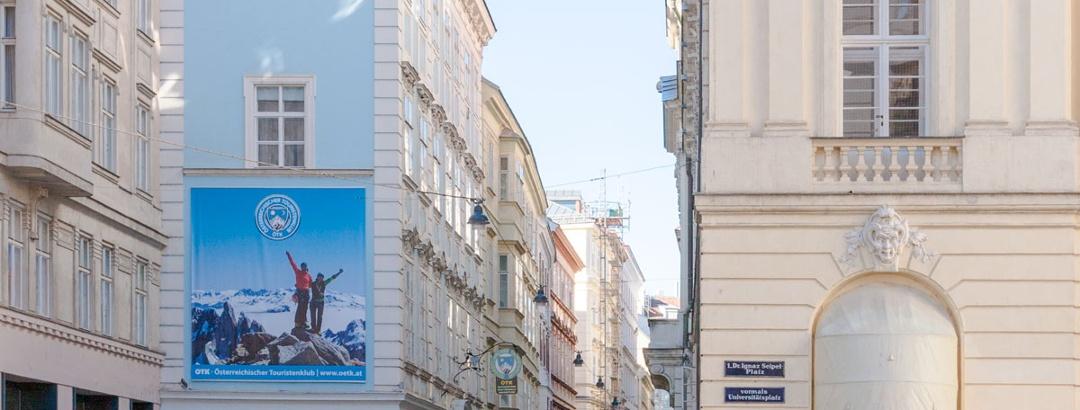 ÖTK-Zentrale in Wien 1, Bäckerstraße 16