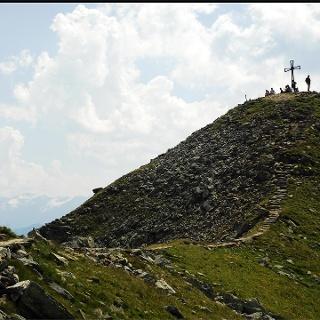 Summit | Hiking area Speikboden