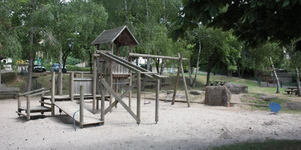 Spielplatz Ilbesheim 1