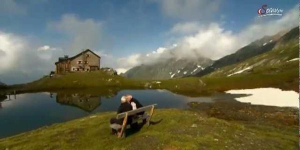 Sudetendeutsche Hütte - Alpenvereinshütte