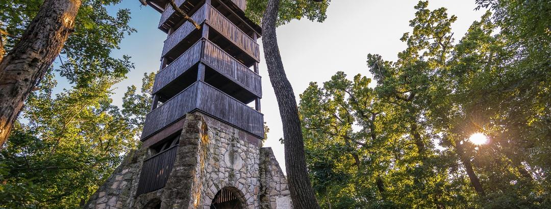 Kaán Károly Lookout Tower