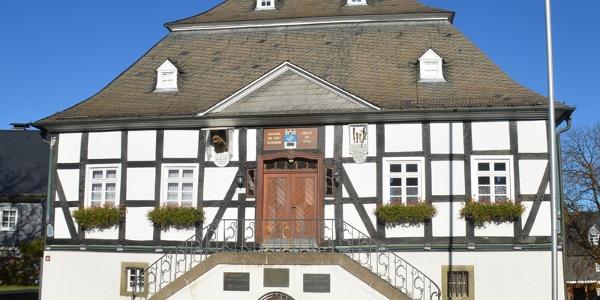 Altes Rathaus in Eversberg