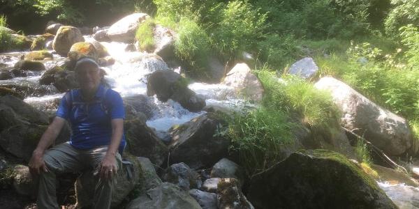 River gave