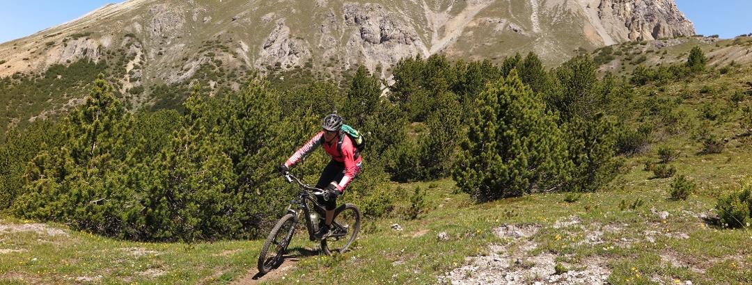 Abfahrt Passo del Gallo