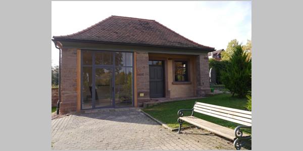 Historische Kapelle mit Raum der Stille und Besinnung