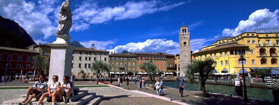 Piazza Catena, Riva del Garda