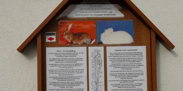 Kaninchen in der Landwirtschaft