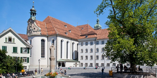 Gallusplatz/St.Gallen-Bodensee Tourismus