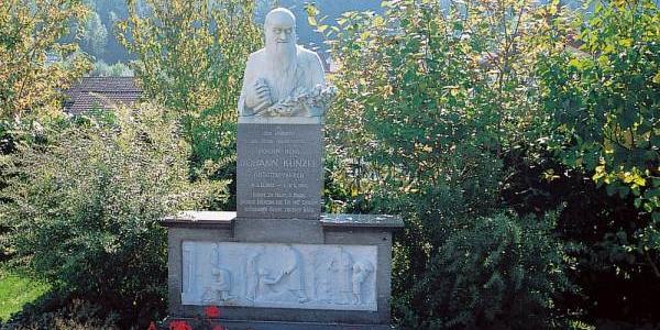 Grab von Johann Künzle