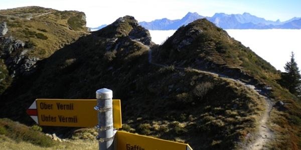 Garmil-Höhenwanderung