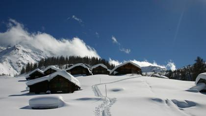 Schneeschuhtrail Doruwaldji