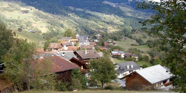 Waltensburg Dorf