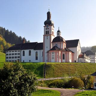 Klosterkirche mit St. Idda-Kapelle Fischingen