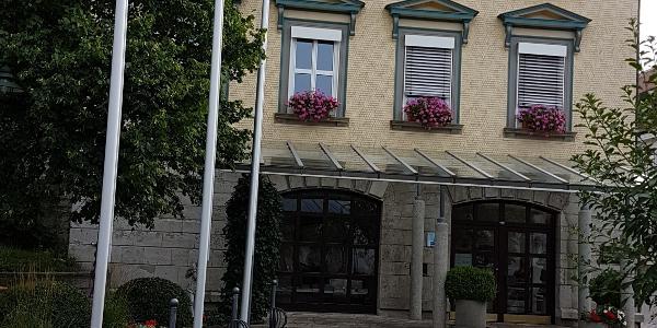Rathaus Blaufelden