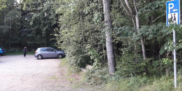 Wanderparkplatz Reitenberg